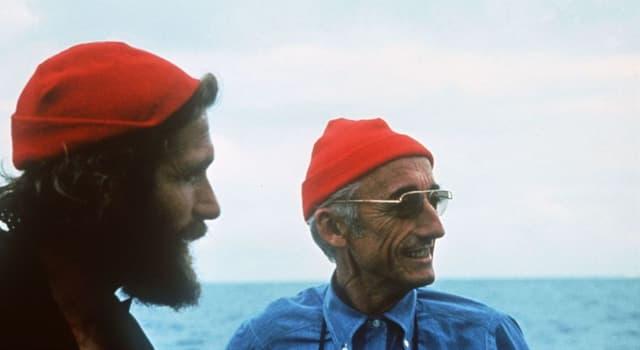 Wissenschaft Wissensfrage: Jacques Cousteau ist bekannt für seine Miterfindung von was?