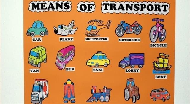 historia Pytanie-Ciekawostka: Jaką formą transportu byl R101?