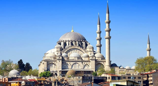 Kultura Pytanie-Ciekawostka: Jak inaczej nazywa się Meczet Sułtana Ahmeda w Stambule?