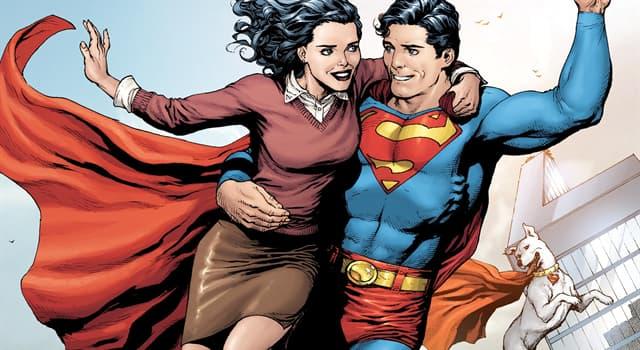 Kultura Pytanie-Ciekawostka: Jak ma na imię siostra Lois Lane, fikcyjnej postaci z komiksów DC Comics?