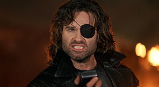 """Filmy Pytanie-Ciekawostka: Jak miał na imię Snake Plissken - bohater filmów """"Ucieczka z Nowego Jorku"""" i """"Ucieczka z L.A.""""?"""