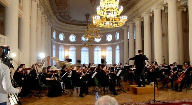 Kultura Pytanie-Ciekawostka: Jak nazywa się instrumentalne wprowadzenie do baletu lub opery?