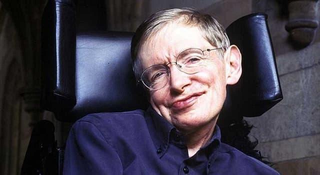 Kultura Pytanie-Ciekawostka: Jak nazywa się ksiązka kosmologiczna Stephena Hawkinga opublikowana w 1988?