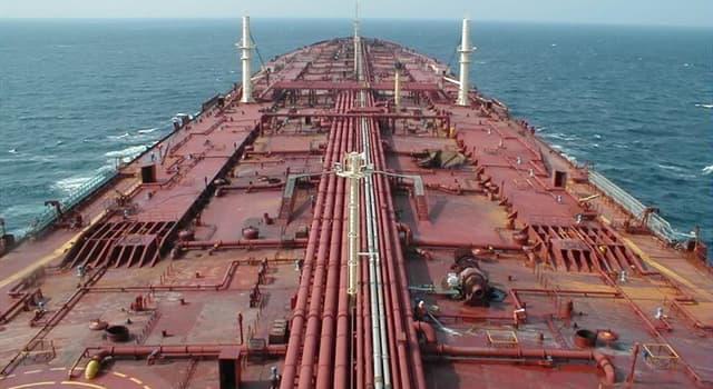 historia Pytanie-Ciekawostka: Jak nazywa się największy statek w historii (stanem na 2018 rok)?