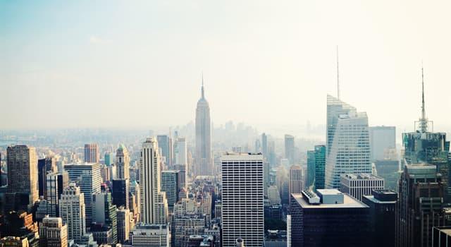 Kultura Pytanie-Ciekawostka: Jak nazywa się najwyższy budynek w USA?