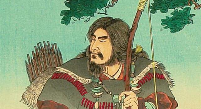 historia Pytanie-Ciekawostka: Jak nazywał się legendarny pierwszy cesarz Japonii?