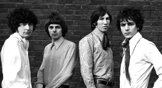 Kultura Pytanie-Ciekawostka: Jak nazywał się pierwszy album grupy rockowej Pink Floyd?