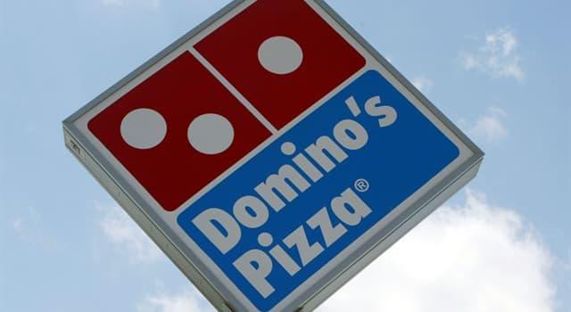 Kultura Pytanie-Ciekawostka: Jak pierwotnie nazywała się sieć pizzerii Domino's Pizza?