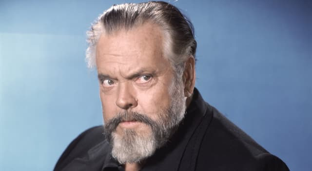 Filmy Pytanie-Ciekawostka: Jaki był pierwszy film fabularny Orsona Wellesa?