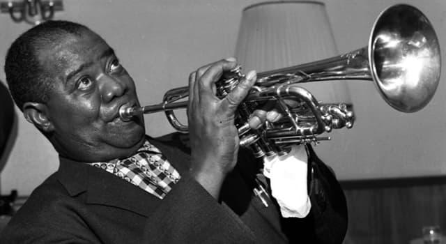 Kultura Pytanie-Ciekawostka: Jaki był pseudonim trębacza jazzowego Louisa Armstronga?