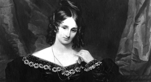Kultura Pytanie-Ciekawostka: Jaki jest tytuł powieści napisanej w 1818 roku przez Mary Wollstonecraft Shelley?
