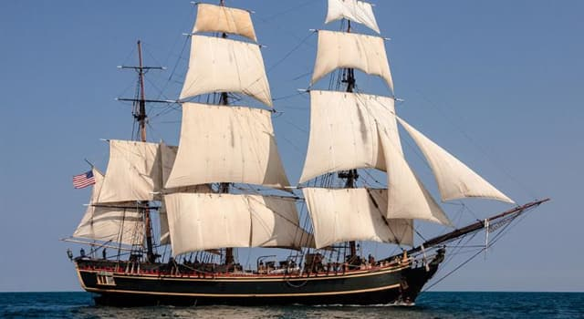 historia Pytanie-Ciekawostka: Jaki los spotkał okręt HMS Bounty w 1790 roku?