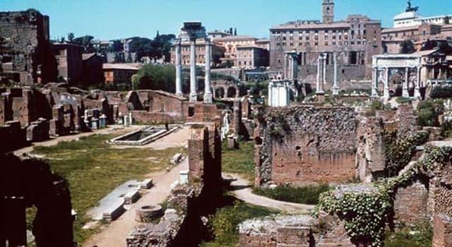 historia Pytanie-Ciekawostka: Jakie znaczenie ma 146r. p.n.e. dla Rzymu?