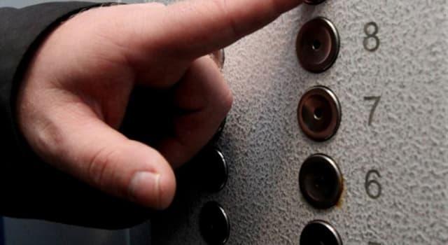 Kultura Pytanie-Ciekawostka: Jakiej liczby unika się w windach w niektórych krajach azjatyckich?
