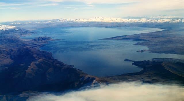 Geografia Pytanie-Ciekawostka: Jezioro Sewan to największe jezioro którego kraju?