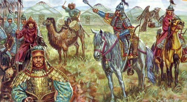 Історія Запитання-цікавинка: Як називається історичний з'їзд всіх монгольських і тюркських князів і знаті?