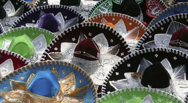 Культура Запитання-цікавинка: Як називається капелюх, яка є частиною мексиканського національного костюма?