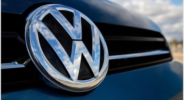 Суспільство Запитання-цікавинка: Як перекладається німецька автомобільна марка Volkswagen?