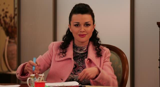 Фільми та серіали Запитання-цікавинка: Як звуть актрису, яка зіграла Вікторію прутковских в телесеріалі «Моя прекрасна няня»?