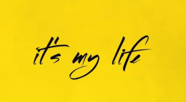 """Культура Запитання-цікавинка: Яка американська група випустила пісню """"It's My Life"""" у 2000 році?"""