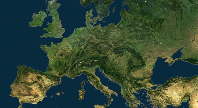 Географія Запитання-цікавинка: Яка європейська країна розділена на кантони?