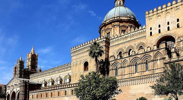 Культура Запитання-цікавинка: Яка форма архітектури з'явилася в Сицилії?