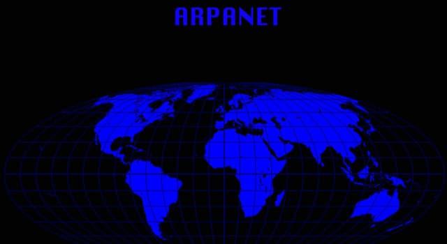 """Наука Запитання-цікавинка: Яка система комунікації розвинулася з мережі ARPANET ( """"Арпанет"""")?"""
