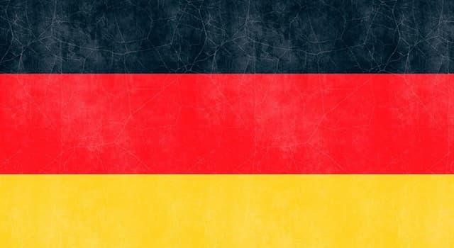 Культура Запитання-цікавинка: Яка тварина присутня на гербі Німеччини?