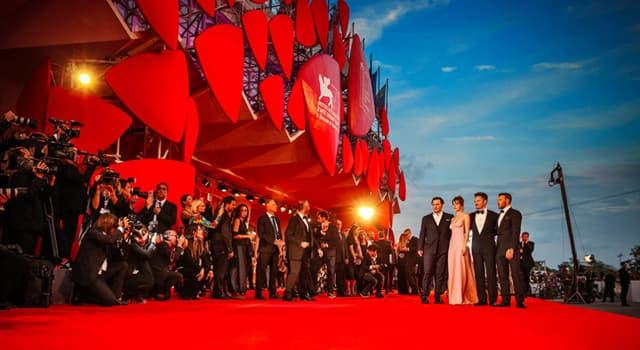 Фільми та серіали Запитання-цікавинка: Який фільм був удостоєний головного призу 76-го Венеціанського кінофестивалю?
