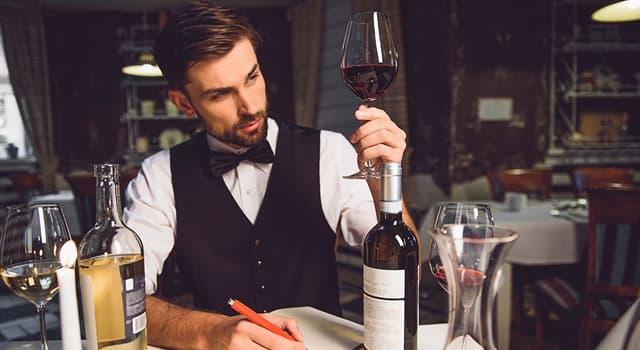 Культура Запитання-цікавинка: Який працівник ресторану, відповідальний за придбання, зберігання вин і представлення їх клієнтові?