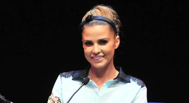 Culture Trivia Question: Katie Price is more famously known as whom?