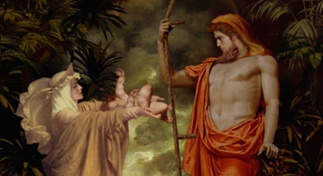 Культура Запитання-цікавинка: Ким в давньогрецької міфології є Кронос?