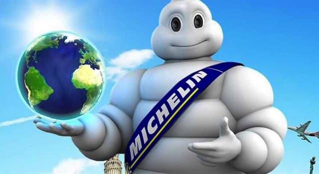 historia Pytanie-Ciekawostka: Kiedy powstała firma oponiarska, Michelin?