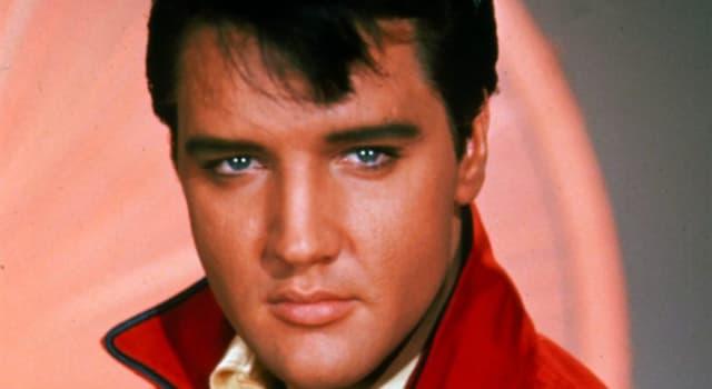 Filmy Pytanie-Ciekawostka: Kim był Elvis Presley, zanim stał się gwiazdą rocka?