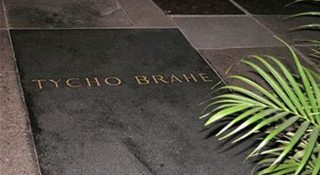 nauka Pytanie-Ciekawostka: Kim był Tycho Brahe?
