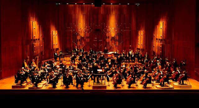 Kultura Pytanie-Ciekawostka: Kim w orkiestrze symfonicznej jest koncertmistrz?