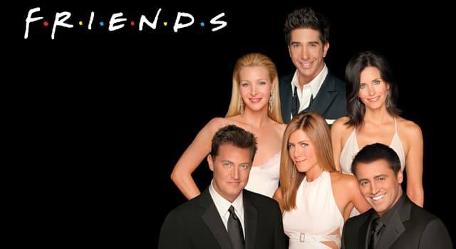 Фільми та серіали Запитання-цікавинка: Кого зіграла Дженніфер Еністон в телесеріалі «Друзі»?