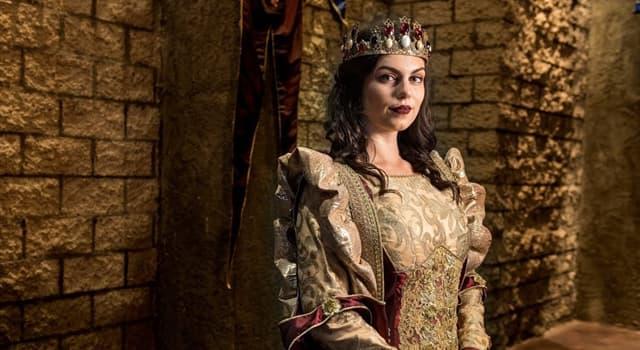 historia Pytanie-Ciekawostka: Kto był jedyną kobietą, która była królową małżonków Francji i Anglii, choć nie w tym samym czasie?