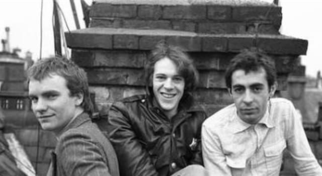 Kultura Pytanie-Ciekawostka: Kto był pierwotnym gitarzystą zespołu The Police?