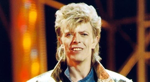 """Kultura Pytanie-Ciekawostka: Kto grał na gitarze w utworze Davida Bowiego """"Lets Dance""""?"""