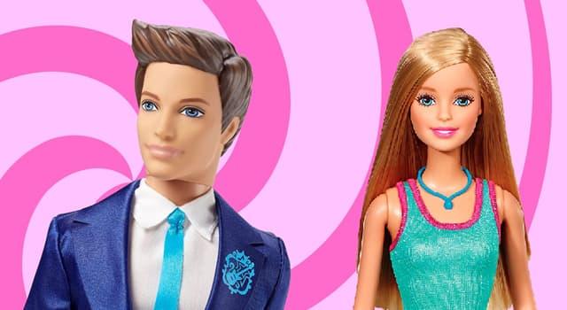 społeczeństwo Pytanie-Ciekawostka: Kto jest chłopakiem Barbie?