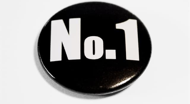 Kultura Pytanie-Ciekawostka: Kto jest pierwszym i jedynym artystą nagrywającym, który ma album nr1 w każdej z ostatnich 6u dekad?