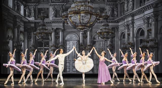 """Культура Запитання-цікавинка: Хто написав балет """"Спляча красуня""""?"""