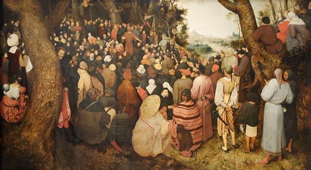 Kultura Pytanie-Ciekawostka: Kto ochrzcił Jezusa?