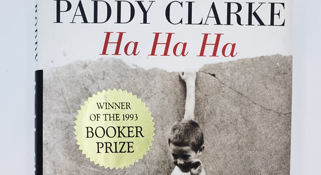 """Kultura Pytanie-Ciekawostka: Kto w 1993 roku zdobył Nagrodę Bookera za książkę """"Paddy Clarke Ha! Ha! Ha!""""?"""