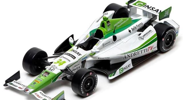 sport Pytanie-Ciekawostka: Kto w maju 2017 roku wygrał w 101. edycji wyścigu Indianapolis 500?