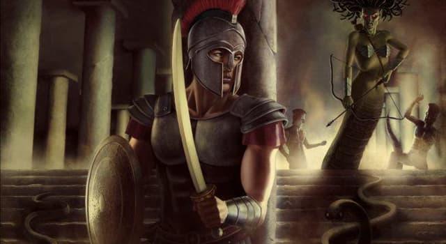 Kultura Pytanie-Ciekawostka: Kto w mitologii greckiej był ojcem Perseusza?