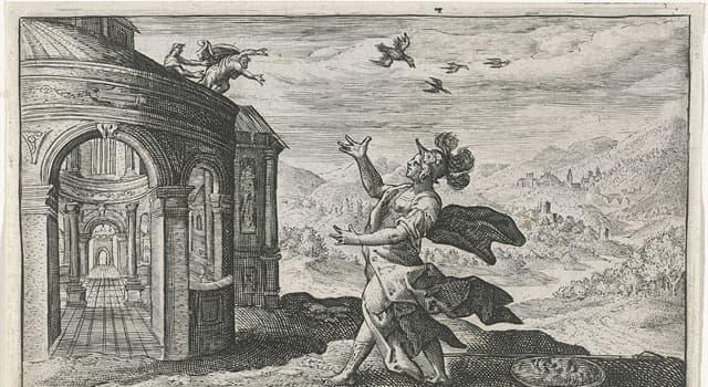 historia Pytanie-Ciekawostka: Kto - w mitologii greckiej - był słynnym wujkiem Talosa?