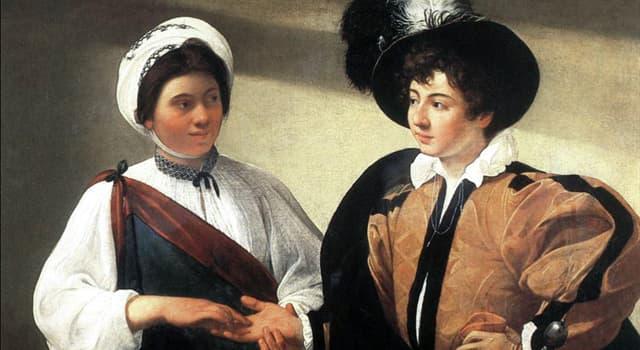 """Культура Запитання-цікавинка: Хто є автором картини """"Ворожка""""?"""