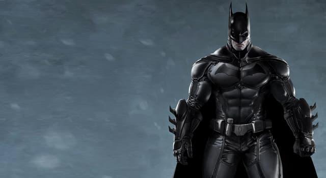 Культура Запитання-цікавинка: Хто є суперлиходієм всесвіту DC Comics, головним і заклятим ворогом Бетмена?